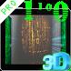 3D Matrix Corridor Live WP by Arthur Arzumanyan
