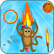 Rocket Monkey Free Fall by Deciphersoft