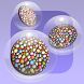 Candy Bubble Drop by Purple Buttons LLC