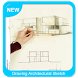 Drawing Architectural Sketch by Uderground Studio
