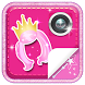 Cute Photo Stickers Editor by Cute Girly Apps