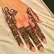 UAE Arabic Mehndi Designs by Cheeku Meeku Labs