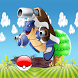 Blastoise Adventure Jump by Gildan Studio
