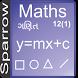 Gujarati 12th Maths Semester 3 by Sparrow Education