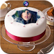 Photo On Birthday Cake by Delpan App Studio