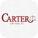 Carter Law Firm, P.C. by BRC Design and Print, LLC