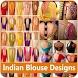 Indian Blouse Designs by Bebii Design