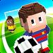 Blocky Soccer by Full Fat