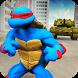 Turtle Warrior Dark Ninja: Tank Attack by Sunstar Games
