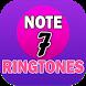 Best Galaxy NOTE 7 Ringtones by protitanic