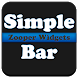 Zooper Widgets: SimpleBar by Jake Jenkins