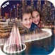 Water Fountain HD Photo Frames by appfestival