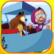 Sea Summer Masha Adventure And The Bear Games by Takolwang