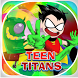 Titans Go Shadow-World by HelloMyKids