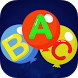 ABC Alphabet With Balloons Pop by Abitter Games