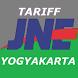 Tarif JNE - Yogyakarta by iMuditaSoft