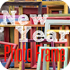 New Year Photo Frame by MyAppsUniverse