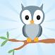 Baby Owl jump by PlusNexus
