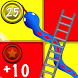 Snakes & Ladders:Coins Ed. by ROSTRO GAMEZ