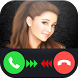 Call From Ariana Grande Fake by App Zone Dev