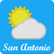 San Antonio, TX - weather by Dan Cristinel Alboteanu