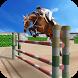 Jumping Horse Racing Simulator by JK-Apps