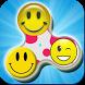 Lucky Fidget Spinner Emoji by Devlo oyunu games