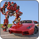 Futuristic Car Robot Transformation Game 2018 by Game Scapes Inc