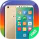 Launcher Theme for Oppo F5 by Cool Theme Wallpaper HD