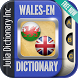 Welsh English Dictionary by Julia Dictionary Inc