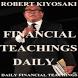 Robert Kiyosaki Daily by Dozenet Apps