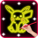 Draw Glow Cartoons by EntGame® Inc.