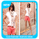 Cool Summer Scarves Ideas