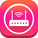 Router Setup Page by iApps.Studio