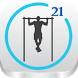 21 Days Chin Ups Challenge by TGB - The Gym Boys