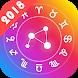 Zodiac Horoscope 101 - Astrology Zodiac Signs 2018 by Smooth Apps Studio.