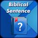 Biblical Sentence by Mobjog
