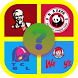 Guess Restaurant Logo by amazinggamemaker
