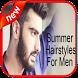 Men Summer Hairstyles Videos by Devvo Coffee