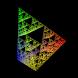 OpenGL ES Sierpinski Gasket by Muse Visions