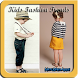 Kids Fashion Trends by Nerubian