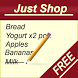 Just Shop - Shopping List App by Dimon Gersh