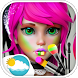 Candy Makeup Fun Party-Sweet Makeover in Art Salon