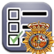Policia Nacional Test me in... by Patient Zero Apps