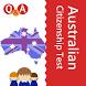 Australian Citizenship Test by Ling Zi Chen