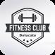 Fitness Club Botucatu by Está na Mão