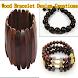 Wood Bracelet Design Creations by karnodroid