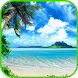 Beach Paradise Live Wallpaper by GarnerGarrot