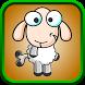 Hopping Sheep by IRW Studio