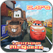 Guide Cars Lightning McQueen Race by XM Concept